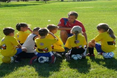Soccer drills for u6